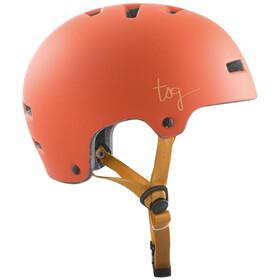 TSG Ivy Solid Color Kask rowerowy Kobiety, satin light papaya